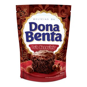 Mistura para Bolo Chocolate – Linha Delícias