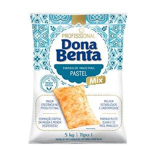 Farinha de Trigo para Pastel Dona Benta Profissional