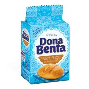 Fermento Biológico Seco Instantâneo Dona Benta Fermix