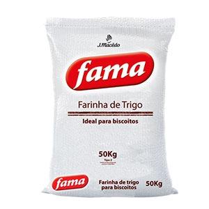 Farinha de Trigo para Biscoitos 50kg