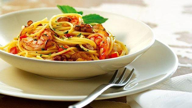 Spaghetti Assanhado