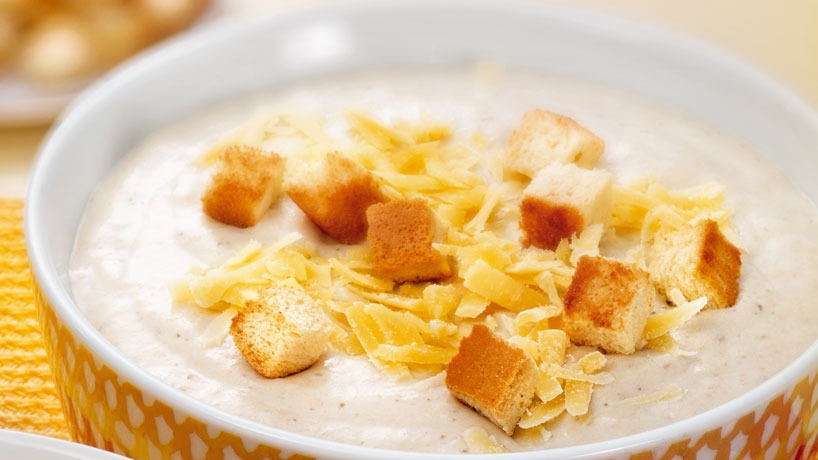 Sopa Cremosa Funghi