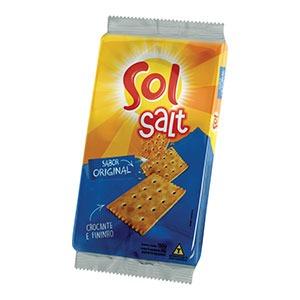 Biscoito Salgado Salt Original