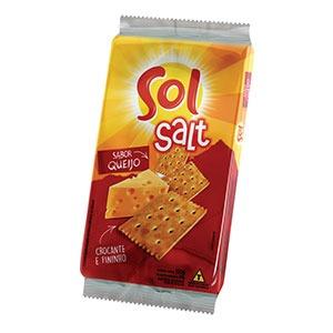 Biscoito Salgado Salt Queijo
