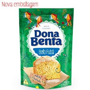Mistura para Bolo Dona Benta Linha São João<br> Fubá