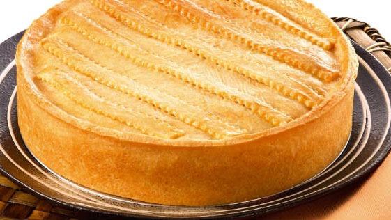 Torta de Champignon