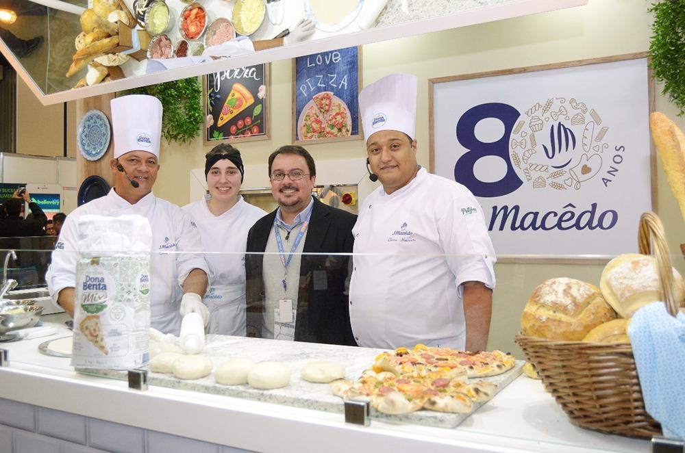 J.Macêdo participa da Expopizzaria