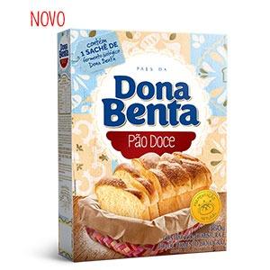 Mistura para Pão Doce <br>Dona Benta