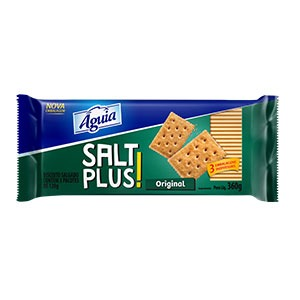 Biscoito Original Salt Plus
