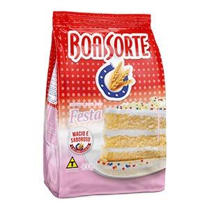 Mistura para bolo – Sabor festa