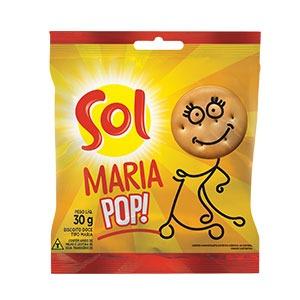 Mini Biscoito Maria