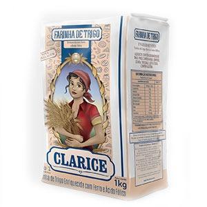 Farinha de trigo Clarice
