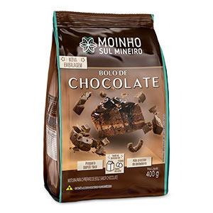 Mistura para bolo – Sabor Chocolate