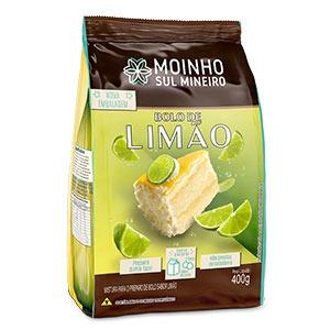 Mistura para bolo – Sabor Limão