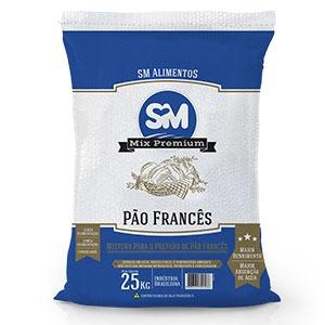SM Mix Premium pão francês